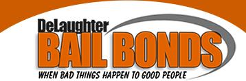 Delaughter Bail Bonds, Logo